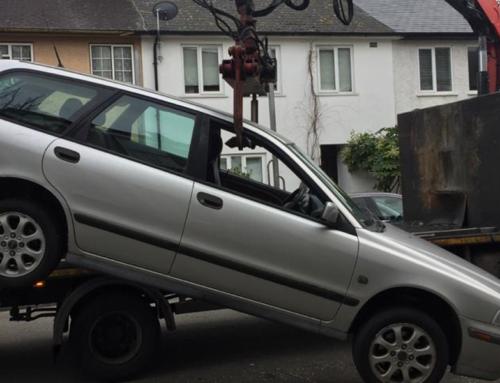 Goodbye, car!