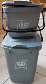 Lewisham food recycling bin