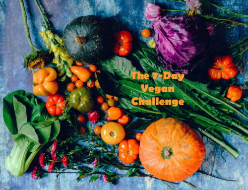 The 7-Day Vegan Challenge
