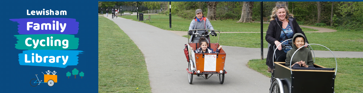 Lewisham Family Cycling Library